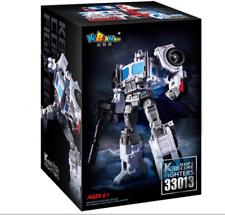 Cartoon Crash Deformation Transforming Robot Car Toy Kids Game Gift BE0R