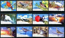 British Indian Ocean Territory (BIOT) 274-285, MNH, Birds. x8909