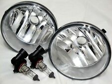 For 07 Toyota Tundra Pickup 05 Tacoma Sequia Fog light Lamp RL H Pair W/B NEW