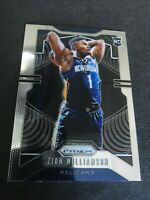 2019 Prizm Zion Williamson Rookie RC #248 Invest now! Pelicans Star PSA Ready!
