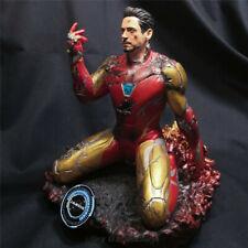 1/10 Ironman Unpainted Resin Kits Model GK Figurine 3D Print 18cm in stock