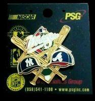 "1999 WORLD SERIES Yankees & Braves  PIN - 1.25"" X 1.""  MINT"