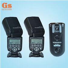 Yongnuo YN560 III Wireless Starter Kit (w/ RF-603) for Canon 400D 350D 300D