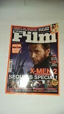 TOTAL FILM MAGAZINE #73 / SEQUELS SPECIAL - X-MEN 2