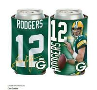 Aaron Rodgers Green Bay Packers Dosenkühler NFL Football Can Cooler