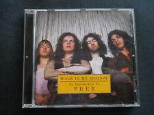 "RARE CD FREE ""WALK IN MY SHADOW"" PAUL KOSSOFF ISLAND"