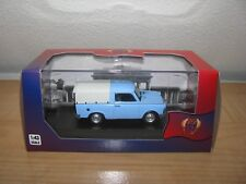 IST 1990 Trabant 1.1 Pick-Up Truck Blue New in Box 1:43 IST179A