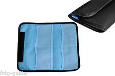 Tasche Filtertasche  Filteretui für 4 Filter  72, 77, 82, 86 mm Gewinde