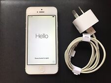 Apple iPhone 5 - 32GB - White & Silver (Unlocked) A1429