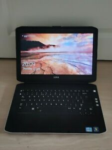 """Dell Latitude E5430 14"""" i5 3320M 4GB RAM 320GB HDD Win 10 Pro Laptop"""