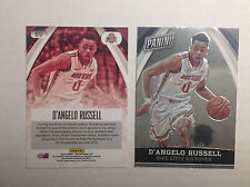 D'ANGELO RUSSELL OHIO ST/ Lakers RC 2014/15 2015 Panini National VIP Party Gold