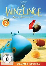 DIE WINZLINGE - NEUE ABENTEUER VOL.2   DVD NEU