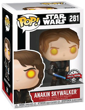 FUNKO POP STAR WARS ANAKIN SKYWALKER DARK SIDE SPECIAL EDITION EXCLUSIVE