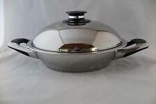 Original AMC Pan 2,0 Litre Grillpan Wok Pots Pot Set