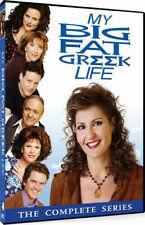 My Big Fat Greek Life The Complete Series (wedding) Region 1 DVD