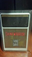 China Warrior TURBO GRAFX 16