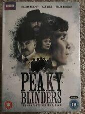 peaky blinders complete series 1,2&3 DVD