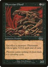 Magic MTG Tradingcard Urza's Saga 1998 Phyrexian Ghoul 148/350