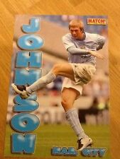 Manchester City Surname Initial J Football Prints & Pictures