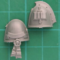 Grey Knights Shoulder Armor Warhammer 40k Bitz