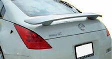 Fits 2003 - 2008 Nissan 350Z Custom Style Spoiler Wing Primer Un-painted NEW