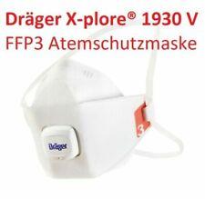 10 x Dräger X-plore 1930 V FFP3 NR D Mundschutz Atemschutz Maske