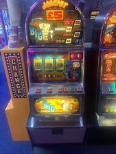 More details for fruit slot machine big 7 £5 jackpot electrocoin