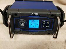 Norauto Batterieladegerät HF1500, 12 V, 2/6/15 A Vollautomatische Ladegerät Prof