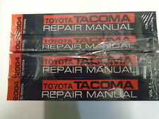2004 Toyota TACOMA TRUCK Service Shop Repair Manual Set FACTORY BRAND NEW 2004