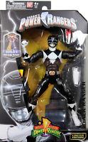 Power Rangers (Classic) ~ BLACK RANGER LEGACY ACTION FIGURE ~ MMPR Morphin