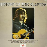 ERIC CLAPTON History Of 1970's (Vinyl Double LP)