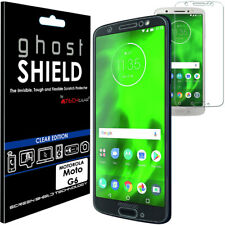 1x TECHGEAR (TPU) FULL COVERAGE Screen Protector Cover for Motorola Moto G6