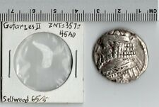 Parthain Kingdom Gotarzes II 45AD Tetradrachm Ancient Silver Coin 11.4g