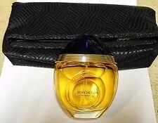 BOUCHERON  EAU DE PARFUM 3.4 OZ SPRAY + BLACK CLUTCH BAG IN PICTURE