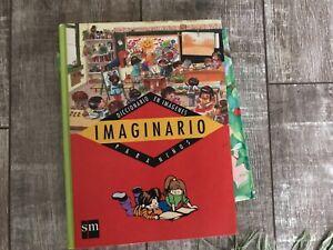 Tolles Kinderbuch spanisch lernen: Imaginario, tolle Bilder