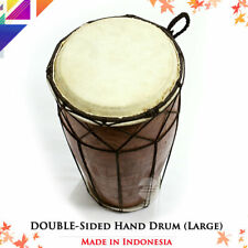 DOUBLE-Sided Hand Drum (Large)