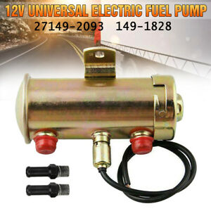 27149-2093 149-1828 Universal Electric Fuel Pump 12 VOLT 12V For Ford Facet