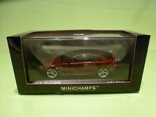 MINICHAMPS   1:43 - BMW M6 COUPE 2006 - 431026120  - MINT CONDITION IN BOX