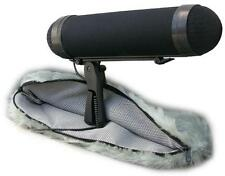 """Pro 16"""" (40cm) Zepellin Microphone Blimp Windshield with Free Fur Cover (BMP40R)"""