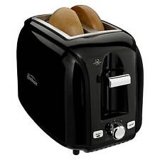 Sunbeam® 2-Slice Extra-Wide Slot Toaster, Black, TSSBTR2SBK