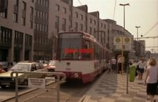 PHOTO  GERMANY MÜLHEIM 1991 TRAM MÜ-STADTMITTE 1008