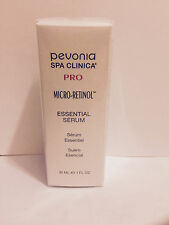 Pevonia Pro Micro Retinol Essential Serum 30ml/ 1oz NEW