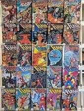 The Flash Comics Huge 25 Comic Book Lot Collection Set Run Books Box 2