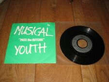 Musical Youth .A.Pass the dutchie.B.Give love a chance.(6575)