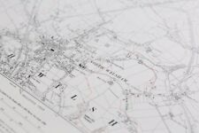 Vintage Norfolk Ordnance Survey Map - North Walsham - Swafield