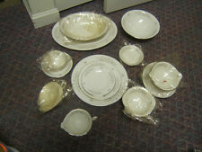 Inspiration Syracuse China Service for 8 Plus Extras 68 pcs Made in USA