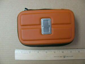 BD&A Nintendo DS Game Traveler Orange Game Boy Case Hard