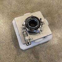 Vintage 90mm Graflex Optar Lens