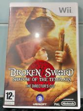 Broken Sword: Shadow Of The Templars - Director's Cut (Wii) PEGI 12+ Adventure: