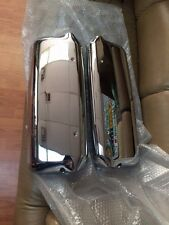 FREIGHTLINER CENTURY/COLUMBIA   MIRROR COVER LEFT/RIGHT CHROME 2004 AND NEWER